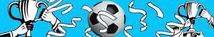kolorowanki Piłka nożna - Mistrzowie ligi krajowych w Europie