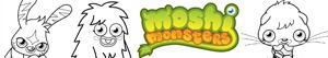 kolorowanki Moshi Monsters