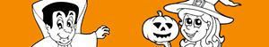 kolorowanki Impreza Halloween
