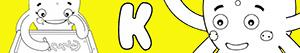 kolorowanki Imiona dla Dziewczynek na litere K